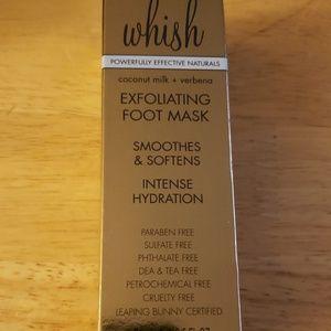 Whish foot mask